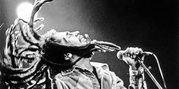 Happy Birthday, Bob Marley.
