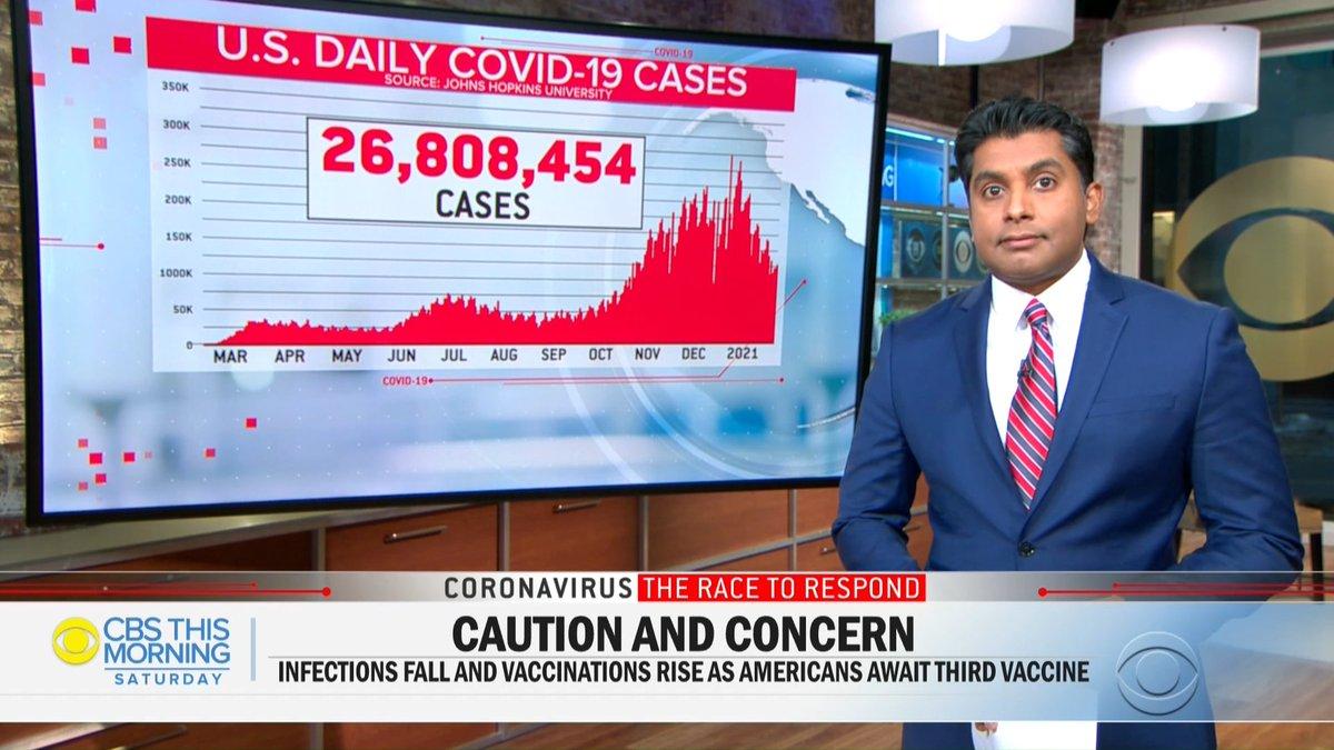 Here to discuss more on the latest coronavirus developments: CBS News Medical Contributor Dr. @DavidAgus