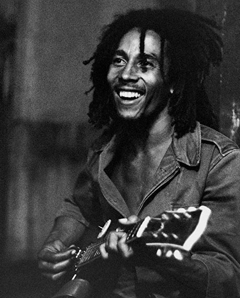 If Bob Marley was here he would\ve turned 76, Happy birthday to the great legendary king of reggae.