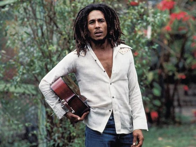 Happy birthday, Bob Marley.   Today would have been his 76th birthday.