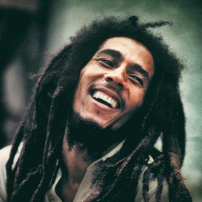 Happy Birthday Bob Marley.