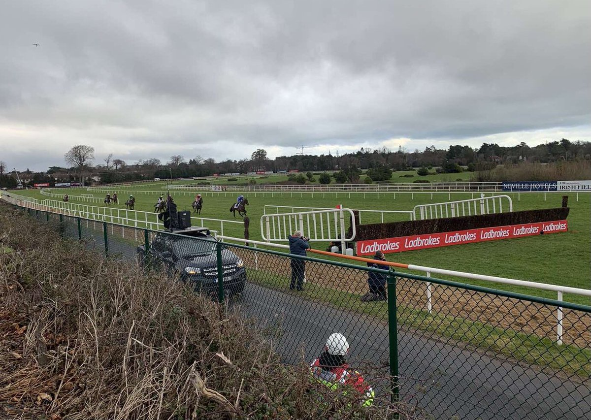 test Twitter Media - Getting all the action in @LeopardstownRC #DublinRacingFestival https://t.co/5nrvWkWceZ