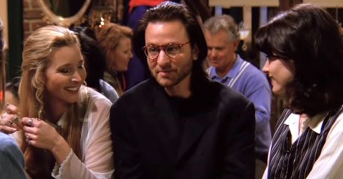 #FisherStevens apologizes to the #Friends cast -