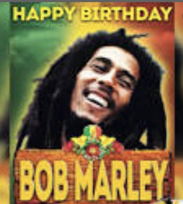 Happy Birthday, Bob Marley! Reggae Legend Lives On In Death.