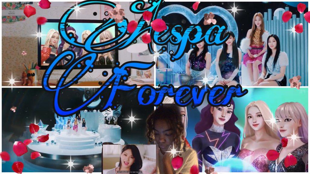 @aespa_official  #aespa #AESPA #aespa_Forever_D1 #aespa_Forever_D2 #GISELLE #KARINA #aespa_forever_d3 #aespaMubeatROTY #aespa1stwin