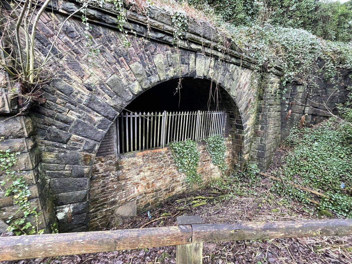 EtjlJp4XcAEWdim?format=jpg&name=medium - A mystery DMU tunnel!