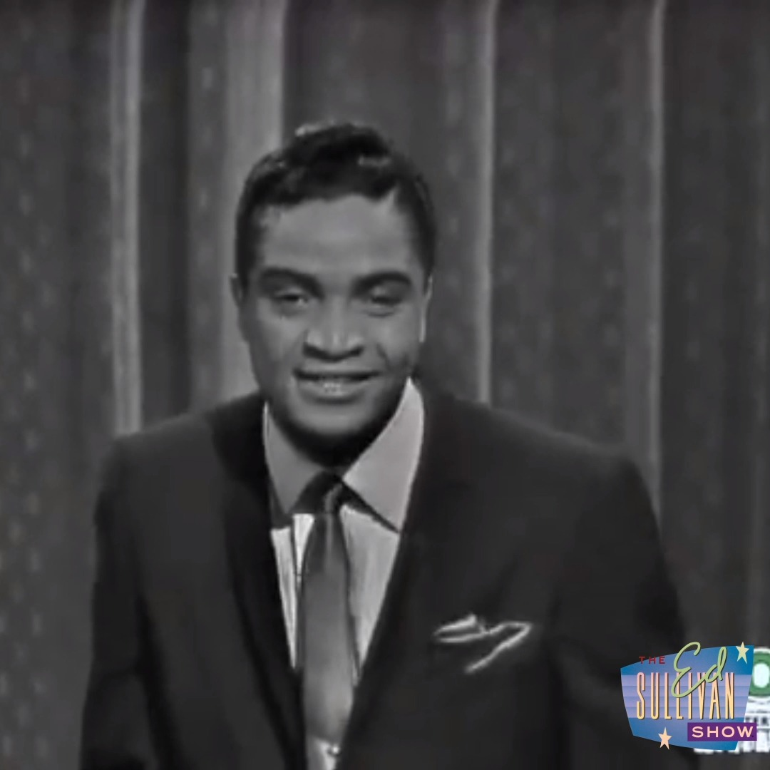 """#JackieWilson was an extraordinary talent who would go on to influence renowned artists such as #JamesBrown and @michaeljackson. Wilson appeared on the show in 1962 to perform a hypnotic version """"That's Why (I Love You So)."""" #BlackHistoryMonth"""