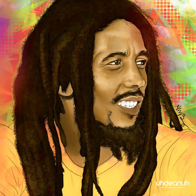 Happy Birthday Bob Marley  I don t come to bow ya know, I come to conquer -