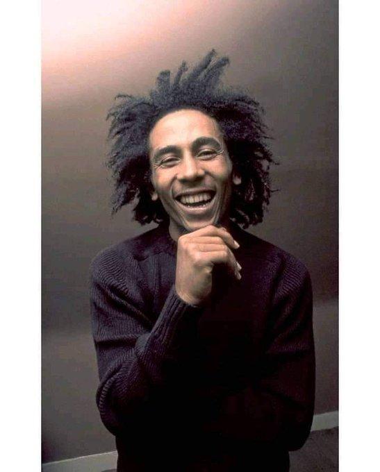 """Happy Birthday to the LEGENDARY \""""Robert Nesta Marley/Bob Marley\"""""""