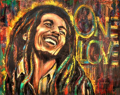 Bob Marley -  One Love (Clip Officiel)     Never forgotten,  Happy Birthday