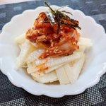 山芋とキムチを組み合わせれば絶品料理に!低カロリーだからダイエット中の人でも安心!