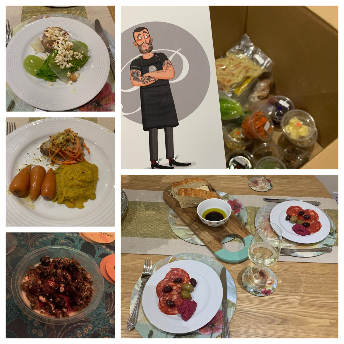 Image result for purnells at home meal box