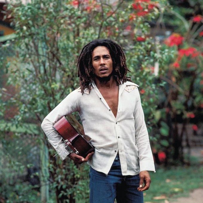 Happy birthday to Bob Marley. Love the life you live. Live the life you love.