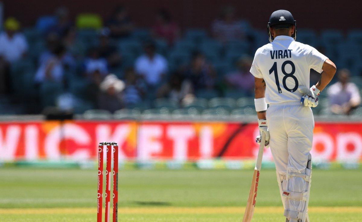 Virat Kohli in all formats since January 2020:  23 games 853 runs 35.54 average Seven fifties, no hundreds  #INDvENG