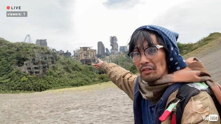 """4000RT 「140秒とは思えない満足感」「なぜこれだけの傑作が埋もれているのか」 崩壊した日本を旅する""""最後の動画配信者""""のショートフィルムが話題"""