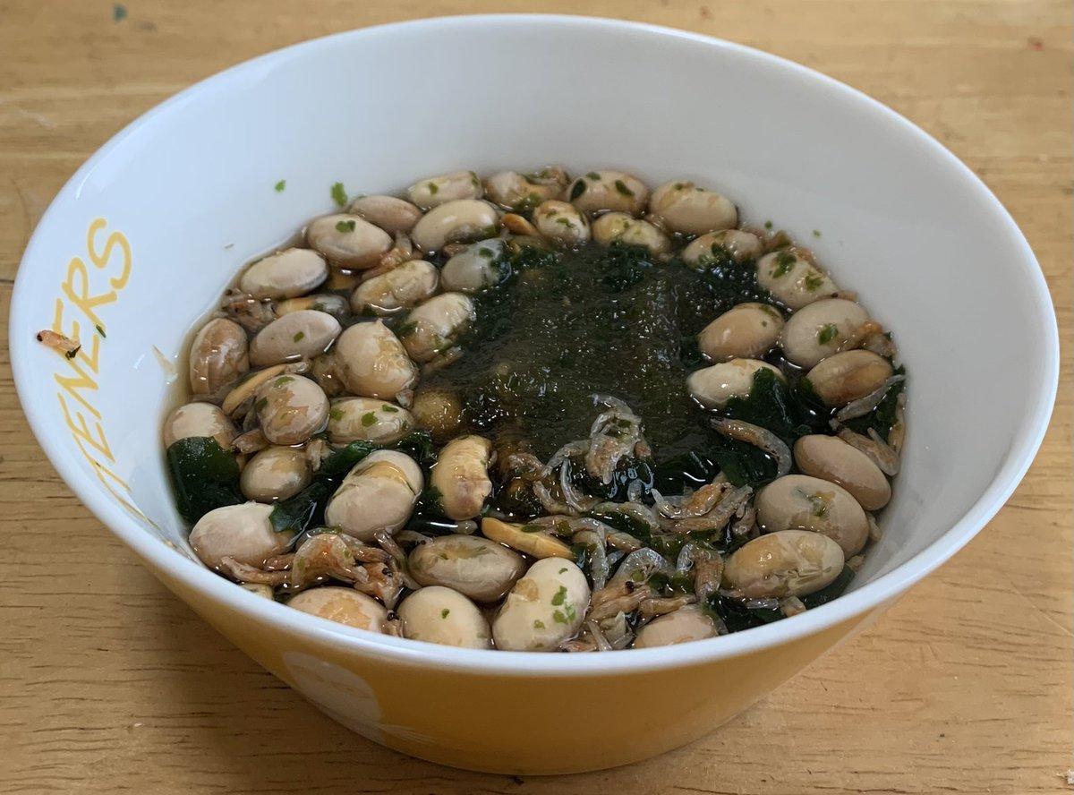 節分終わっちゃいましたね!お豆はあまりましたか?もし余ってて興味があれば試して見てください!#節分のお豆 #簡単レシピ