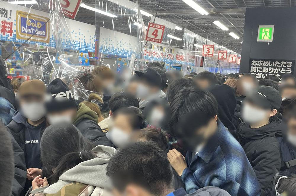 【今週の人気記事】ヨドバシアキバ、PS5店頭販売巡って一時騒然 警察も出動する事態に、令和版「物売るってレベルじゃねえぞ」との声も