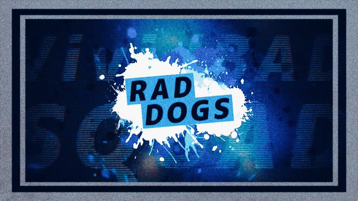 『RAD DOGS』のFull verが公開されました!✨とってもとってもかっこいいMVです...!ぜひぜひ聴いてね(*´∇`*)✨22時からはアフターライブもあるので、こっちも一緒に盛り上がろうねー!!🕺💕#ビビバス #プロセカ