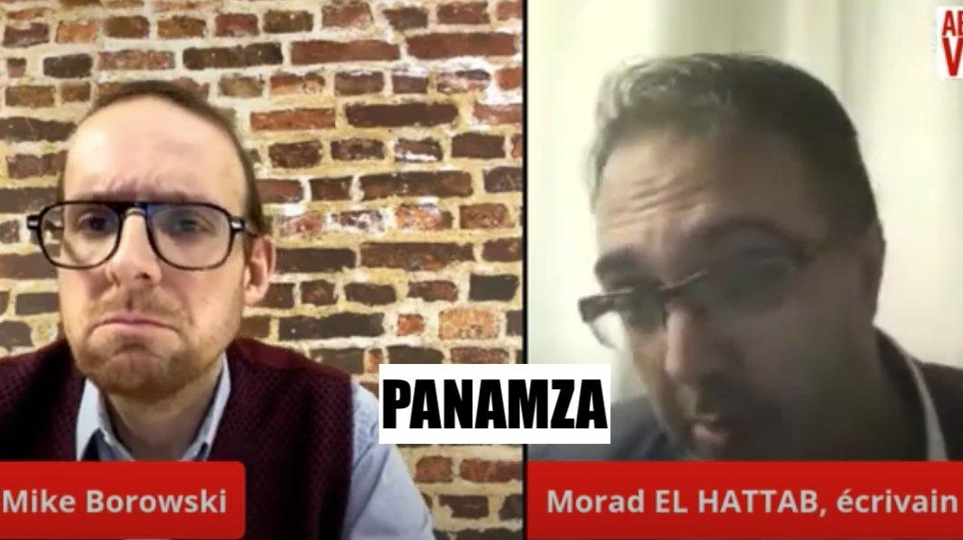 Détournement de la lutte contre la pédocriminalité : le sioniste Morad El Hattab récidive