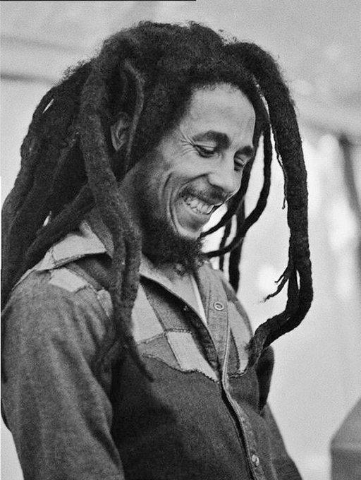 Yesterday was the King of Bob Marley     .. Happy Birthday King