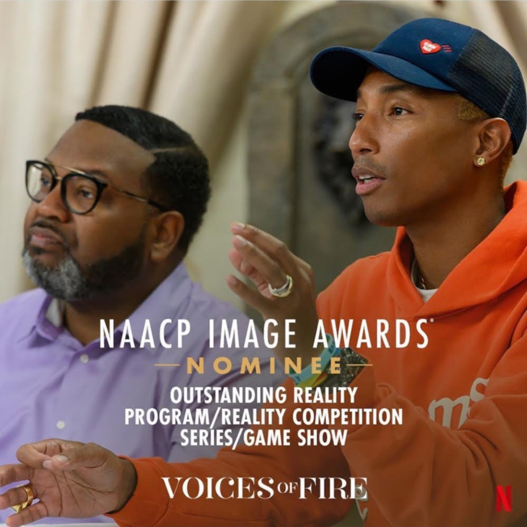 """Grateful 🔄    """"Blessings fall from the sky into the place when you needed it the most""""  #VoicesofFire #NAACPImageAwardNominee #HitTheRefresh🔄"""