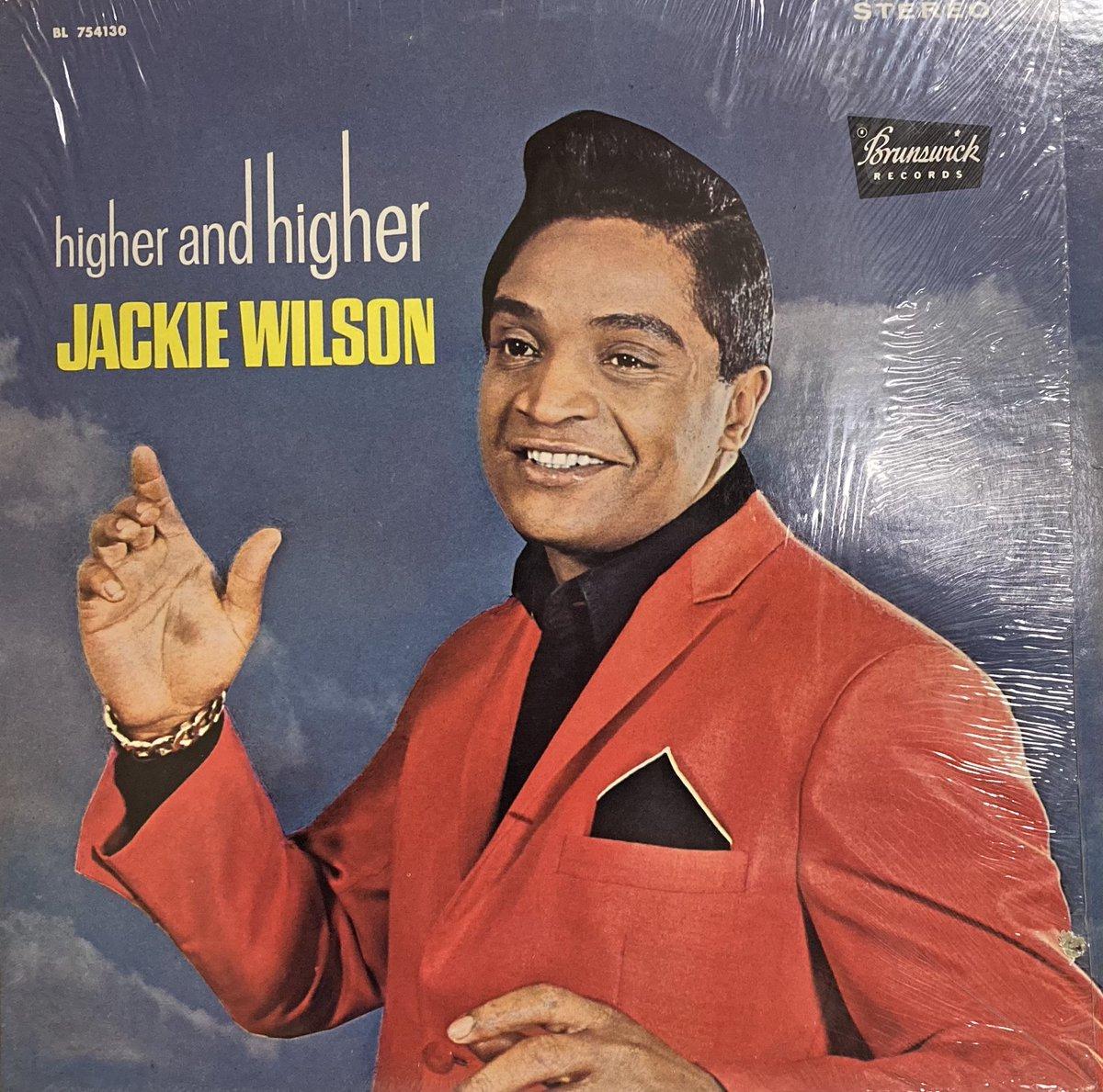 今日の1曲! Jackie Wilson,  I Don't Need You Around.  #soul #jackiewilson