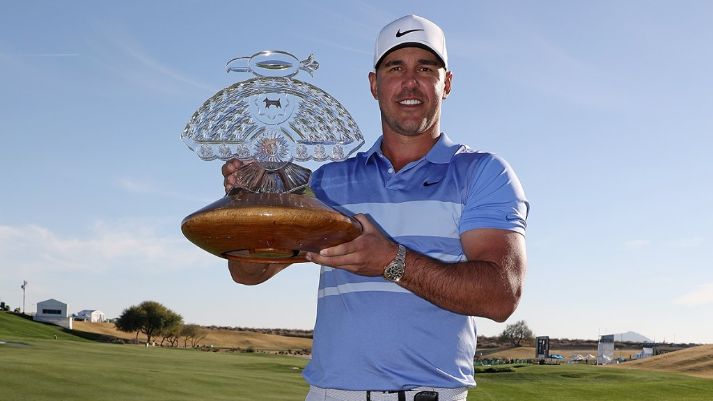 Congratulations @BKoepka on your victory at the @WMPhoenixOpen. #RolexFamily #WMPO #Perpetual