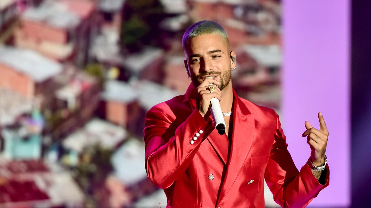 TOMORROW: @Maluma. 🔥  Monday on @CBSThisMorning, #Maluma joins us live to talk about his second #SuperBowl #SBLV commercial with @MichelobULTRA, his new album #7DJ and collaborating with artist #FedericoUribe for their new exhibition in Miami.