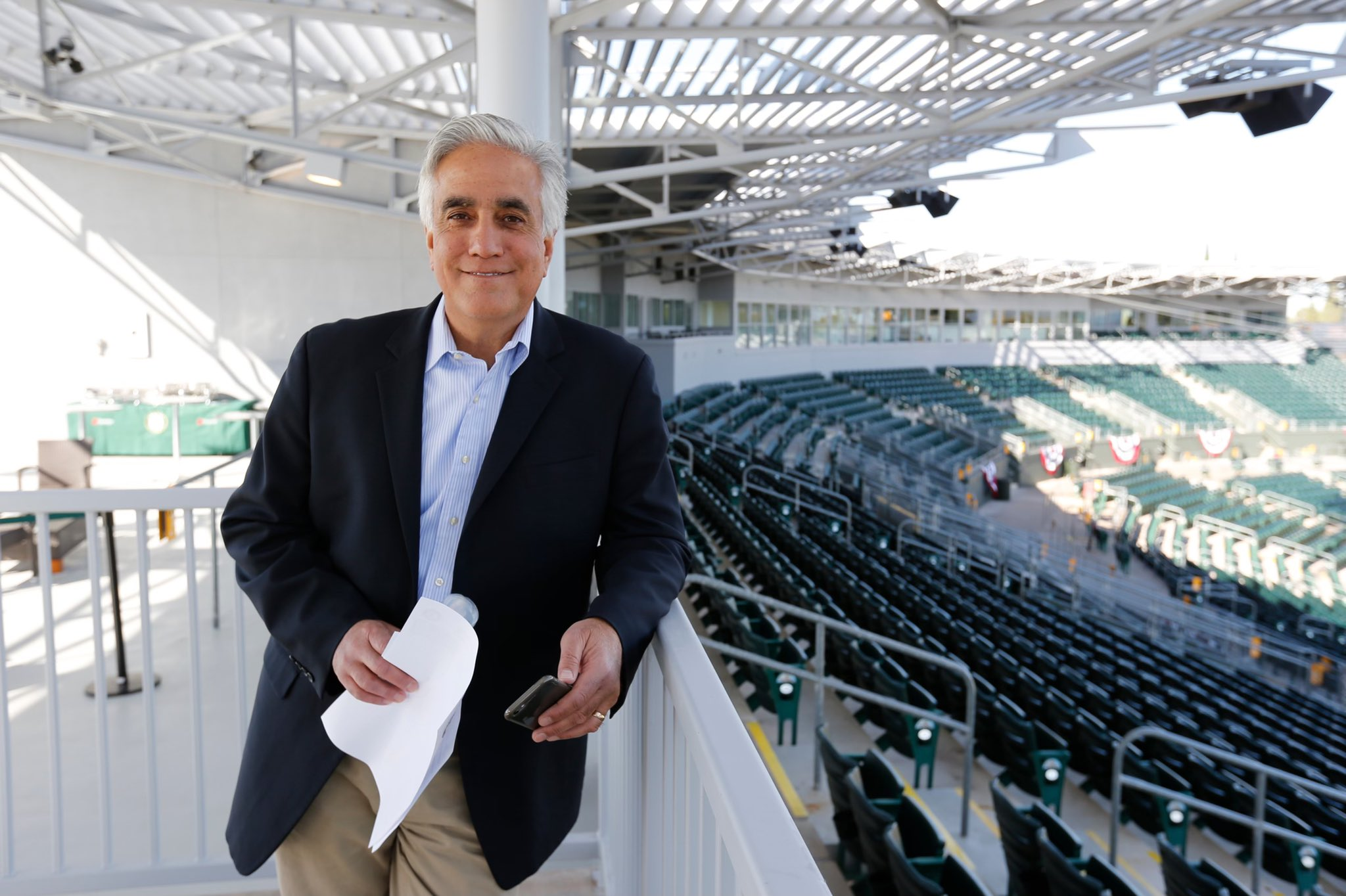 Pedro Gomez, Longtime ESPN Baseball Reporter, Dies at 58
