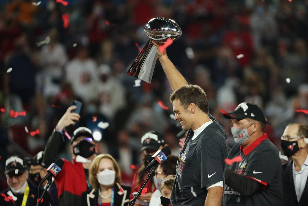 Super Bowl LV - cover