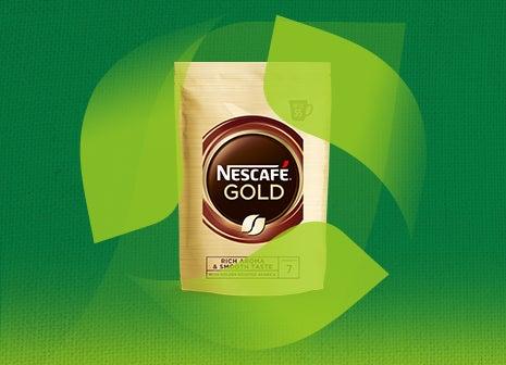 Forbrugere vil betale ekstra for bæredygtig emballage, viser stort forbrugerstudie. Nescafé GOLD kommer nu i materiale designet til genanvendelse. https://t.co/Vst0sIZgQj https://t.co/eWiXwfJcLz