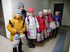 Социально-благотворительный проект Крышки-неваляшки