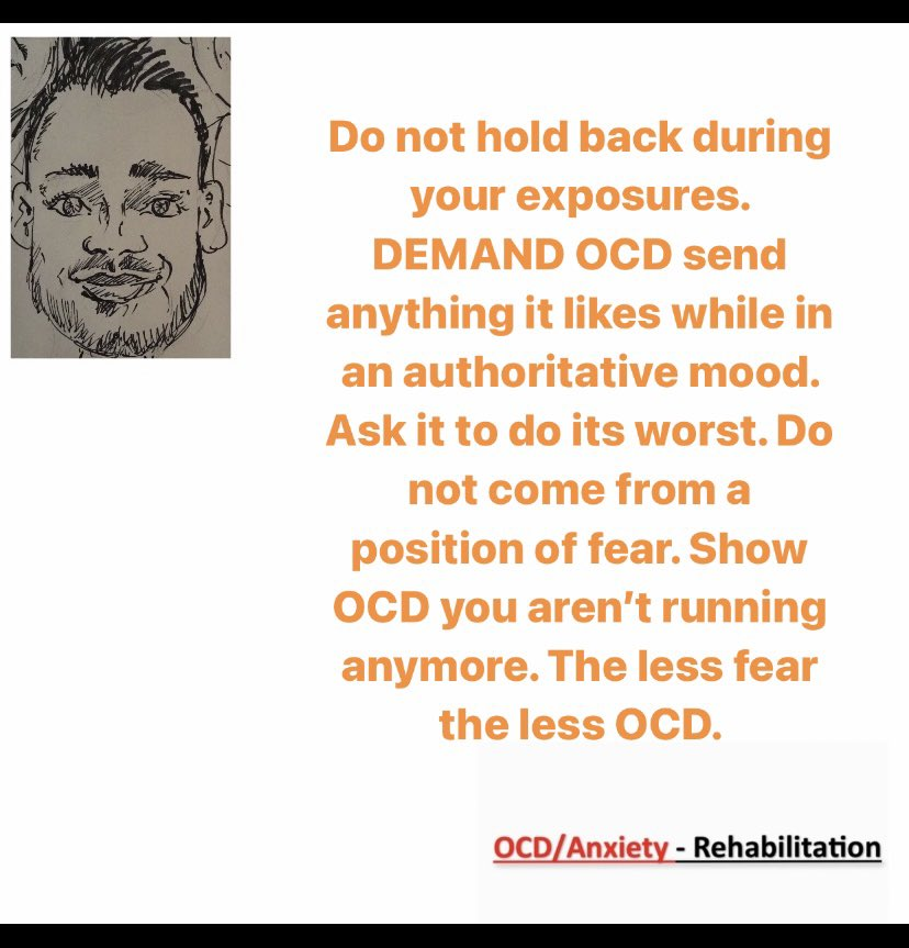 Get the self help guide to #recovery from #ocd #anxiety #mentalhealth today! #MentalHealthAwareness #MentalHealthMatters #anxietydisorders #anxietydisorders check out the #YouTube channel link in bio #subscribe