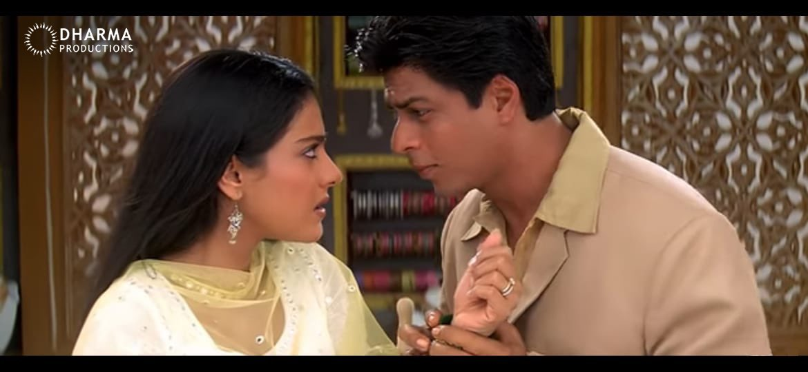 Mentally we're here today 🥰  #IzharEIshq #ProposeDay #KabhiKhushiKabhieGham @iamsrk @itsKajolD #K3G