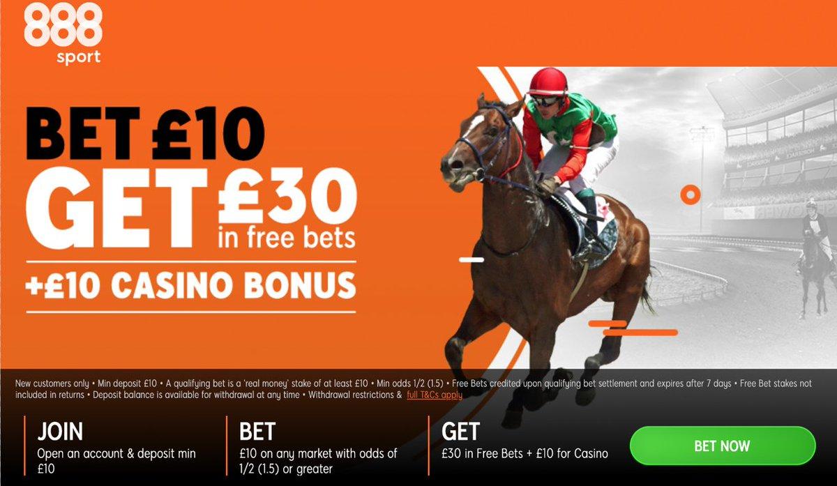 horse racing betting tips twitter donald