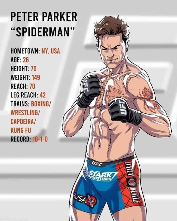 Found a small collection of Marvel Heroes if they were MMA fighters.  Not sure who made them but they are incredible so please tell me if you know who did.