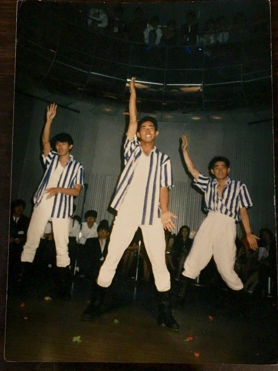 ダンス 錦織 少年 隊