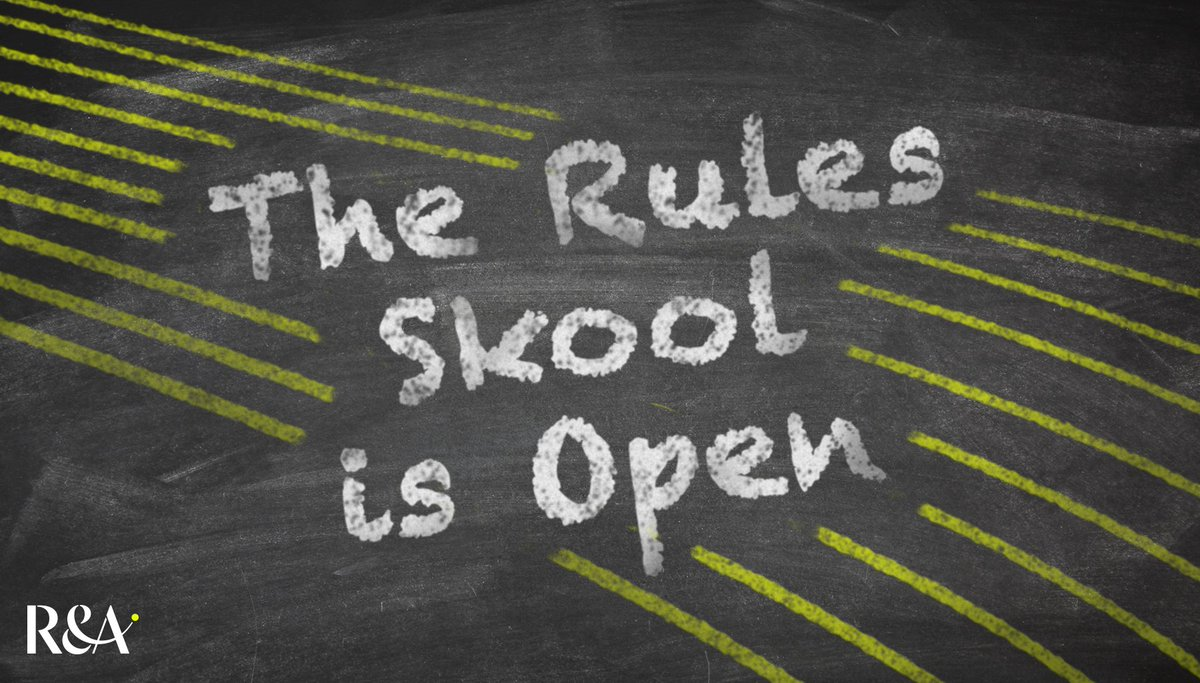 Change up your Monday lessons 🏌️♂️🏌️♀️  Go to our YouTube Channel and get an education at the Rules Skool Open with George Harper Jnr. The perfect way to learn the Rules of Golf for everyone ⛳️   *Make sure you've completed all your actual school work first...