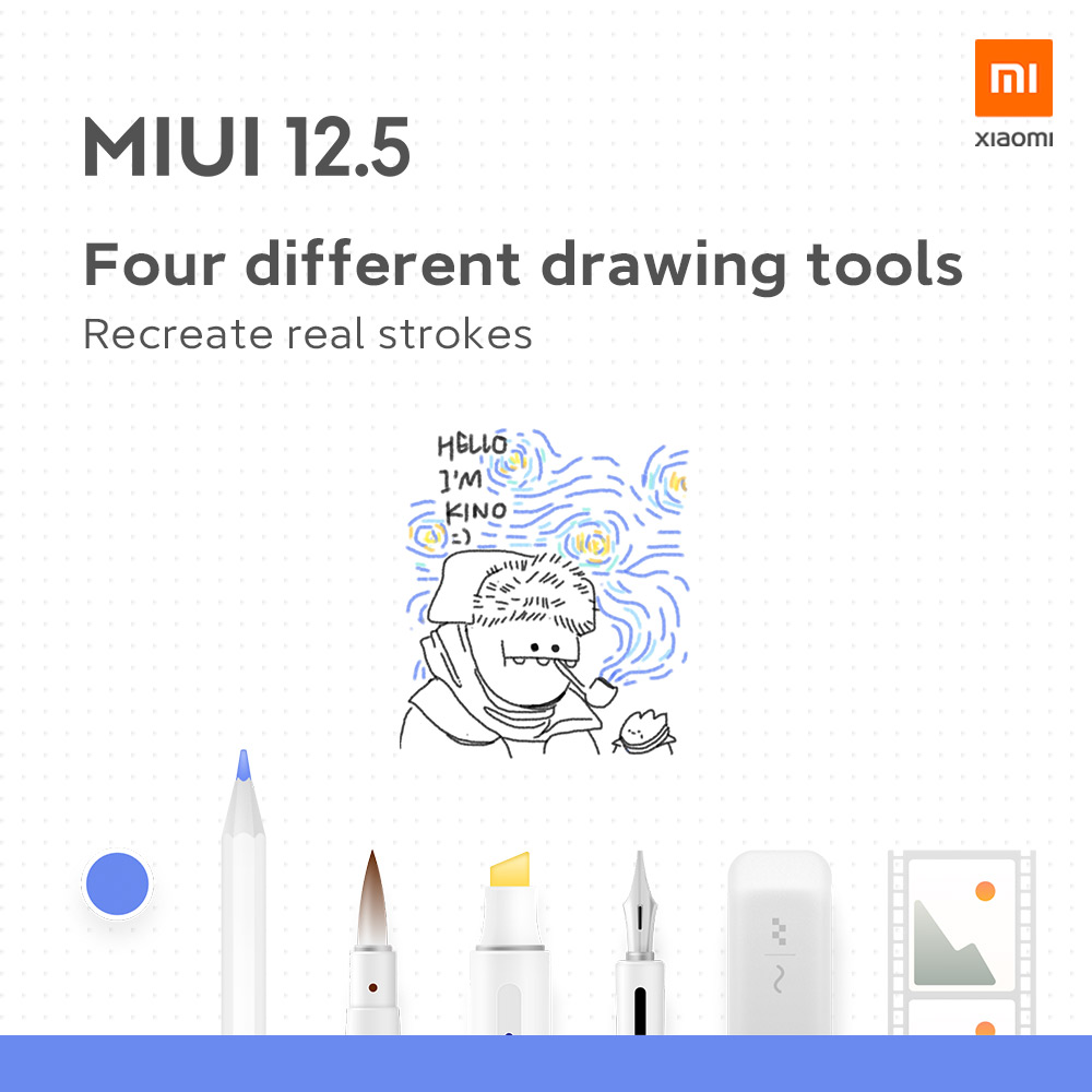 Be more creative with MIUI 12.5 revemped NOTES app.  Check out link in BIO for more  #miui #xiaomi #Faster #Smoother #Lighter