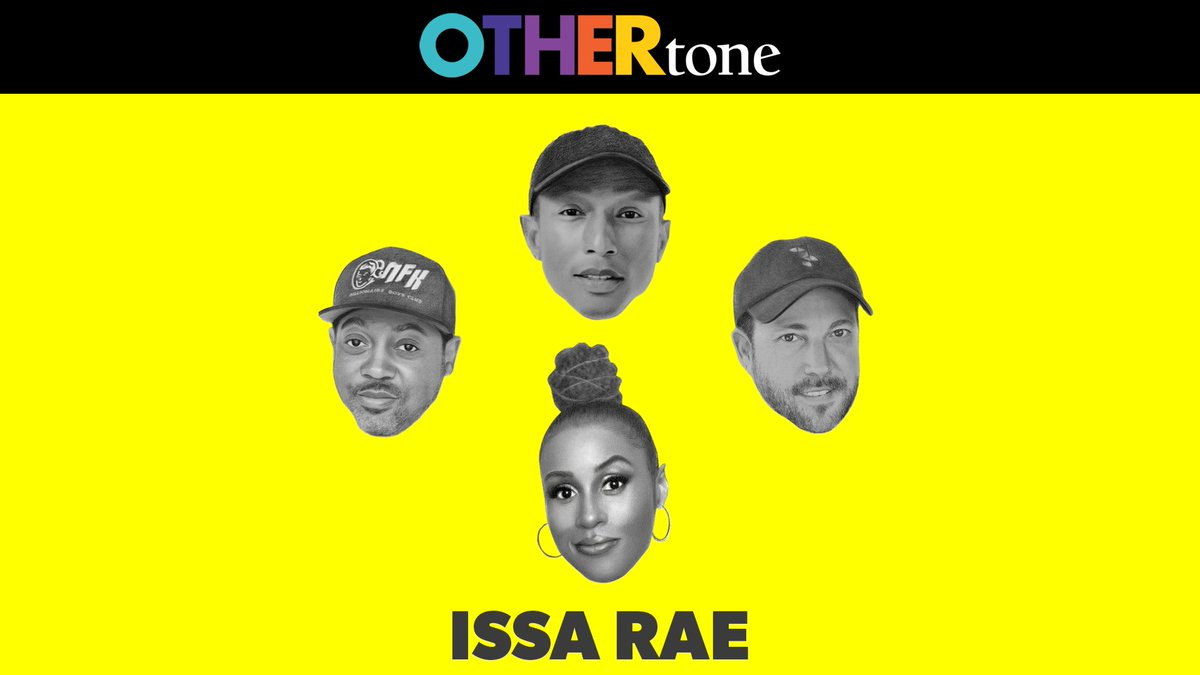 Mondays just got more OTHER.    Our new episode just dropped w/ @IssaRae & we're blown away by how much we learned & laughed. 🙌🏾  From talking about her journey to what's next after Insecure ends 😢, we're filing this as one of our favorites.    Listen: