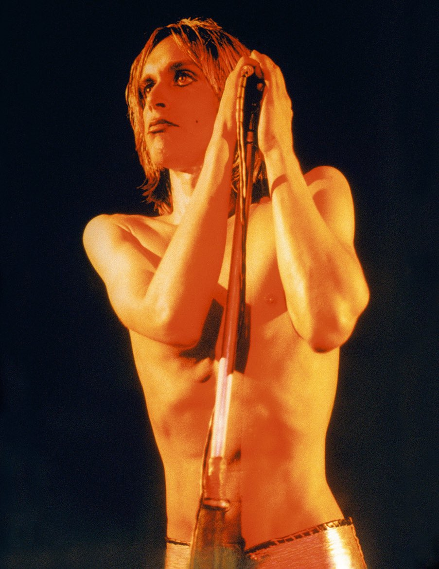 A brilliant record released this week in 1973! #rawpower @IggyPop #IggyAndTheStooges @Iggy_Stooges