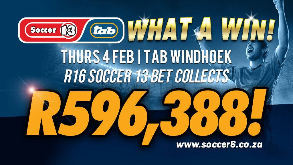 tab soccer 13 betting trends