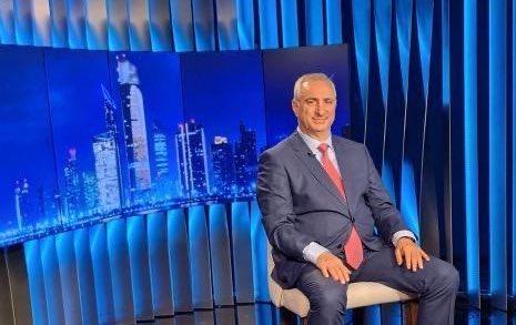 القائم باعمال السفارة الاسرائيلية في ابو ظبي @AmbassadorNaeh في مقابلة على قناة @i24NEWS   ترقبوا… …