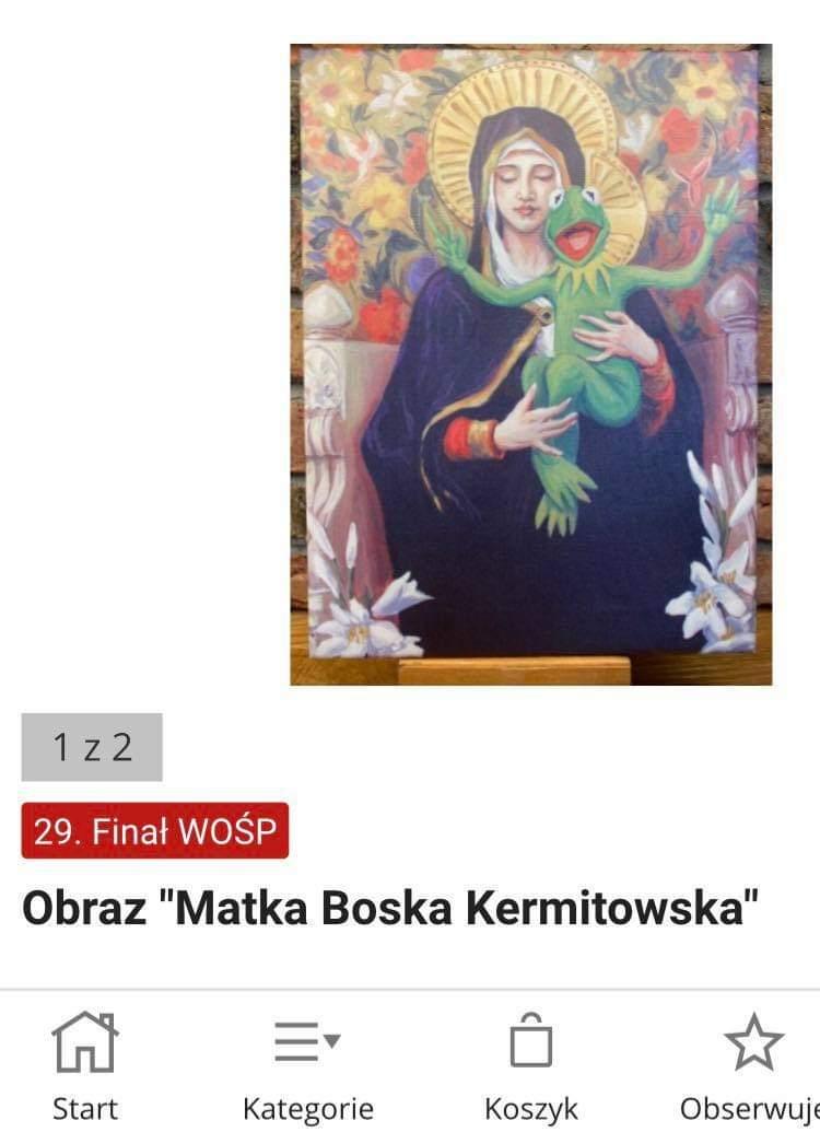 Matka Boska Kermitowska