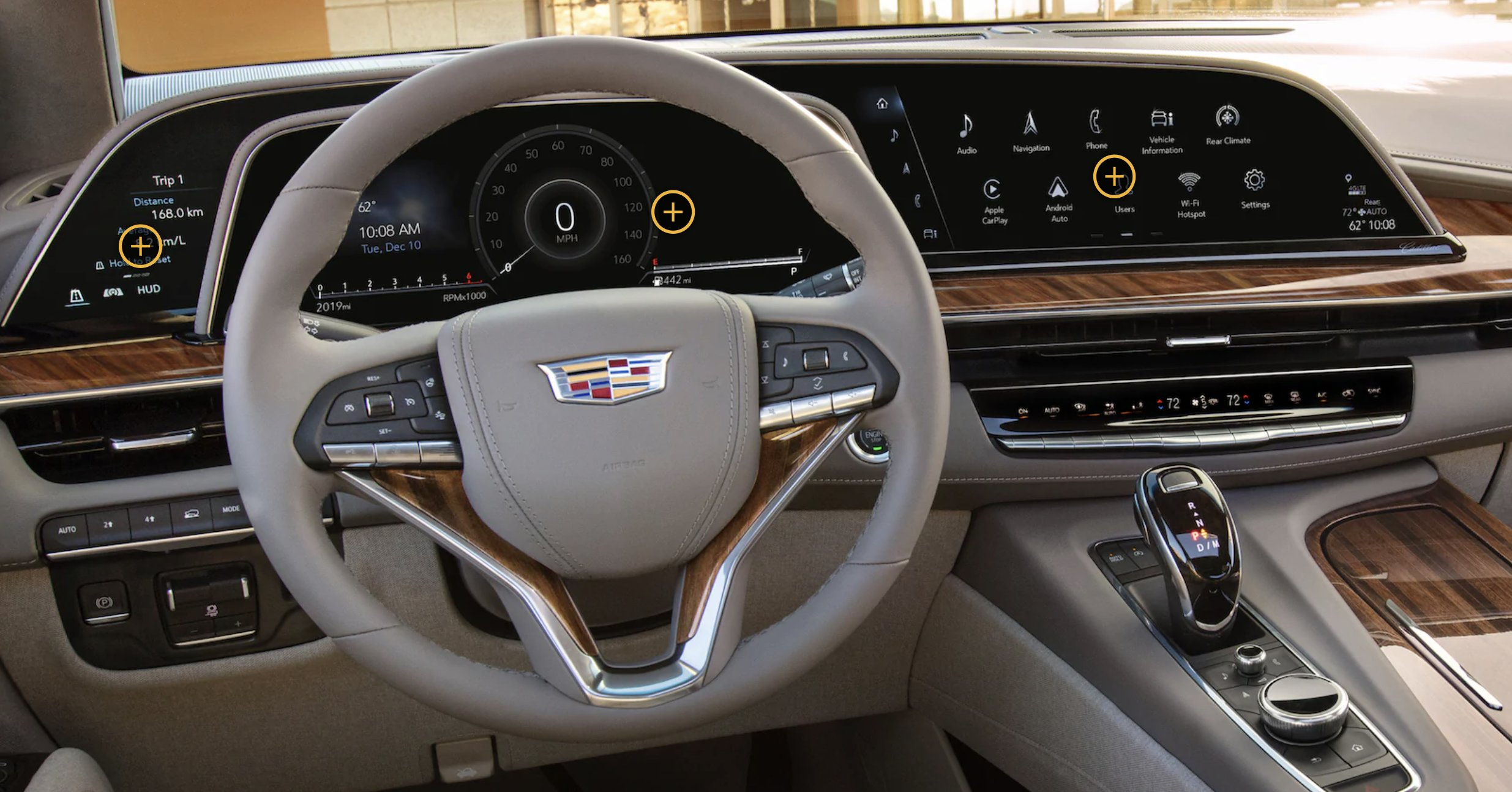 Review: The 2021 Cadillac Escalade – Everything a Tesla Isn't