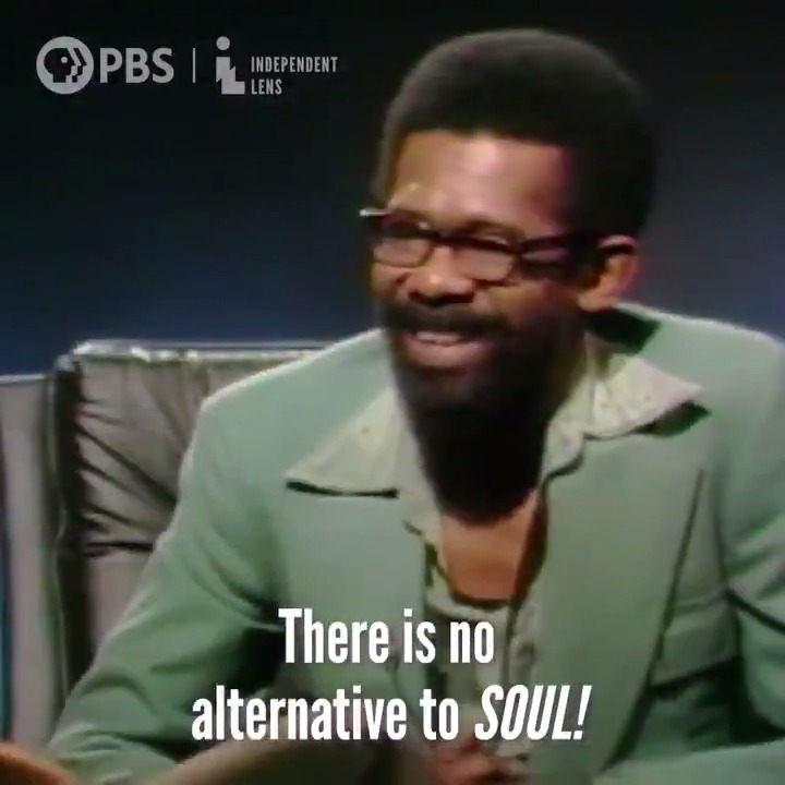 Replying to @YouTubeTV: 'SOUL!': A revolutionary all-Black variety show that electrified the late 60's and its living rooms.  Watch #MrSoulPBS–directed by @mhaizlip–tonight on @PBS →   #CreateBlackHistory