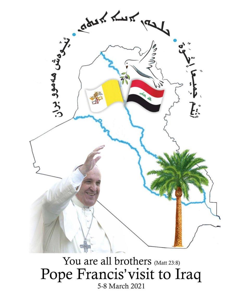 Viaje del Papa a Irak