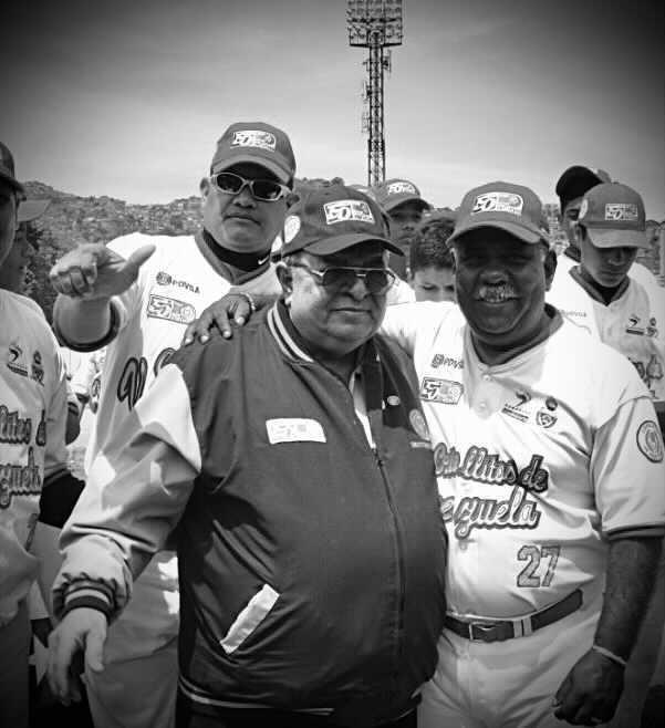 Resultado de imagen para falleció orlando becerra presidente de criollitos de venezuela