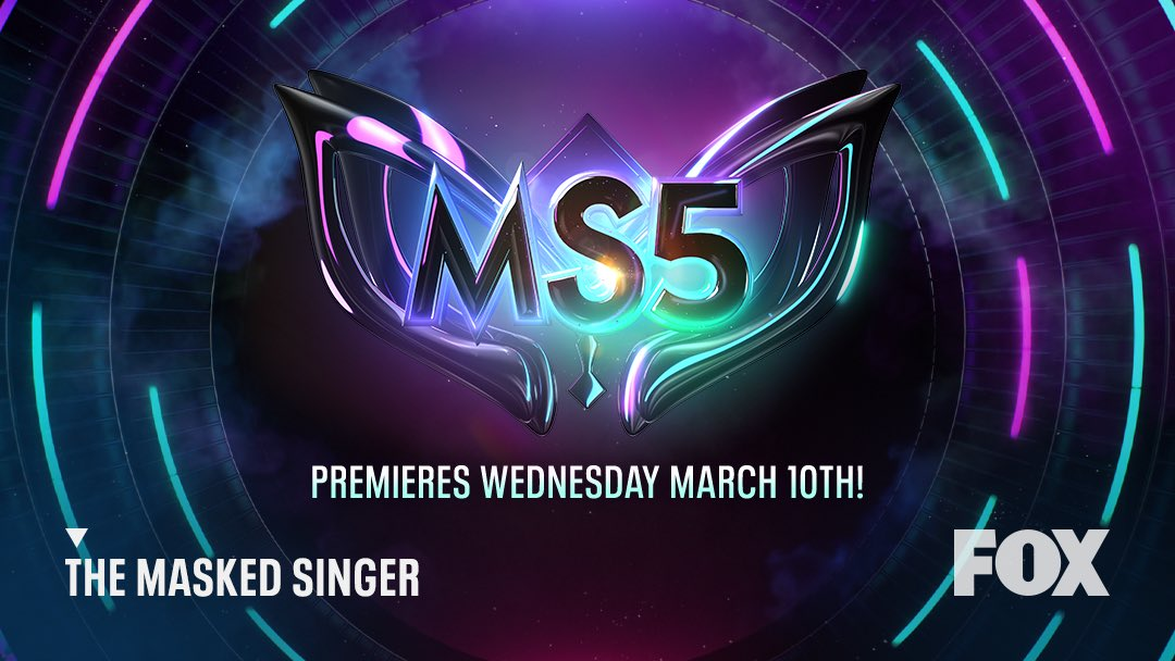 Season 5 is here! 🙌🏾🔥 Catch the premiere of @MaskedSingerFOX March 10 at 8/7c. #TheMaskedSinger
