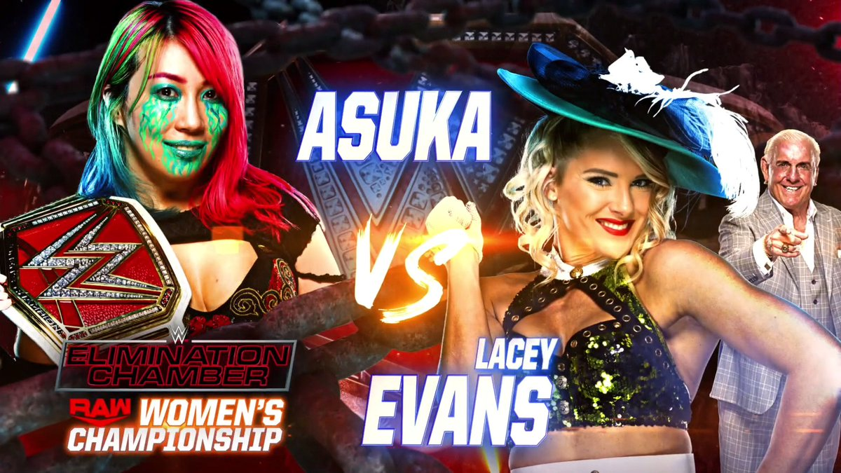 Lacey Evans Earns RAW Women's Title Match